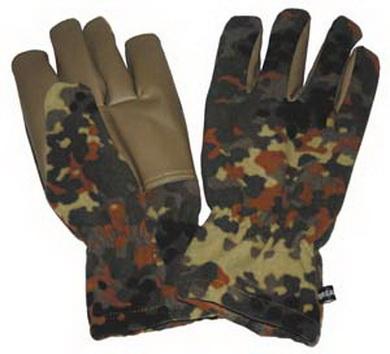 Rukavice ALPIN prstové fleece FLECKTARN