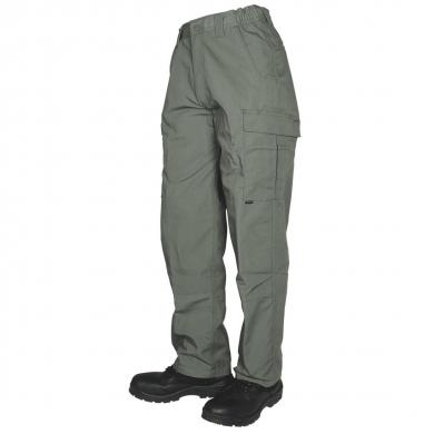 Kalhoty 24-7 TACTICAL CARGO rip-stop ZELENÉ