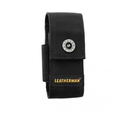 Pouzdro Leatherman NYLON BLACK MEDIUM ÈERNÉ 4 kapsy