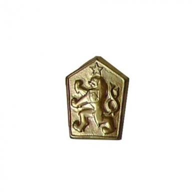 Odznak ÈSLA - LEV s hvìzdou