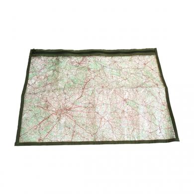 Folie k obalu na mapu k MNS-2000 použitá