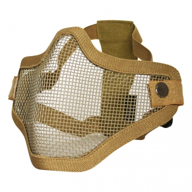Maska ochranná CROSSTEEL oblièejová COYOTE
