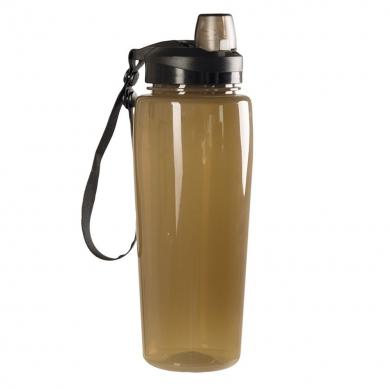Láhev na pití plastová 0,6l COYOTE PRÙHLEDNÁ