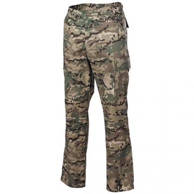 Kalhoty US BDU OPERATION CAMO