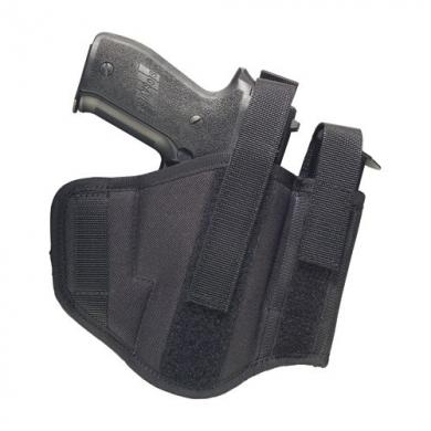 Pouzdro na pistol a zásobník opaskové 202-5/Z ÈERNÉ