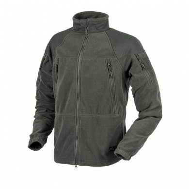 Bunda STRATUS® HEAVY FLEECE TAIGA GREEN