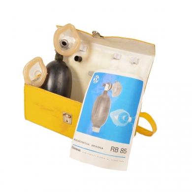 Pøístroj køísící/dýchací ruèní RB 85