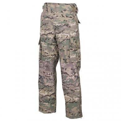 Kalhoty COMMANDO SMOCK OPERATION CAMO