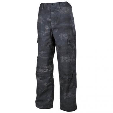 Kalhoty US ACU rip-stop HDT CAMO LE