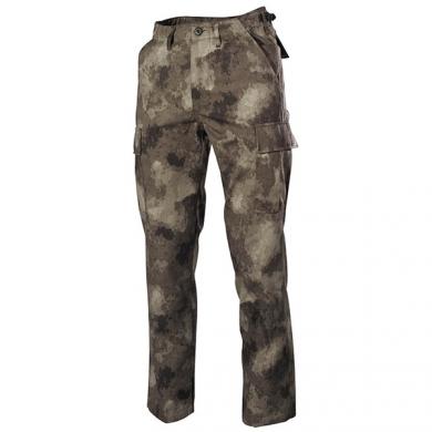 Kalhoty US BDU HDT CAMO
