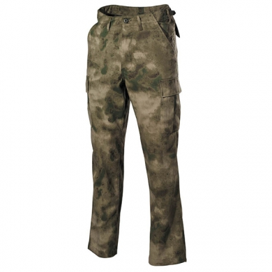 Kalhoty US BDU HDT CAMO FG