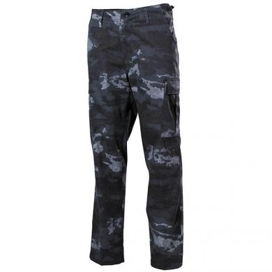 Kalhoty US BDU HDT CAMO LE