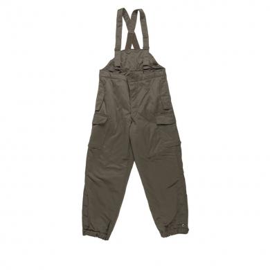 Kalhoty RAKOUSKÉ termo na kšandy ZELENÉ