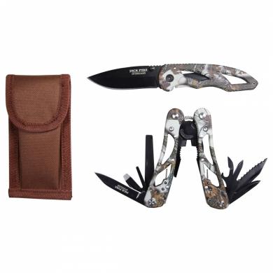 Sada zavíracího nože a multifunkèních kleští CAMO