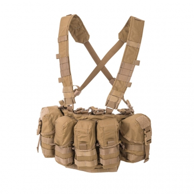 Vesta chest rig GUARDIAN Cordura® HNÌDÁ