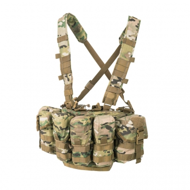 Vesta chest rig GUARDIAN Cordura® MULTICAM®
