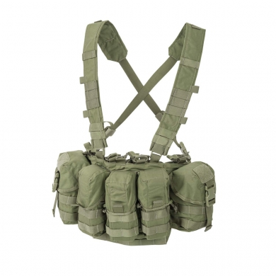 Vesta chest rig GUARDIAN Cordura® ZELENÁ