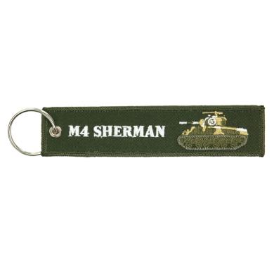 Klíèenka tank M4 SHERMAN