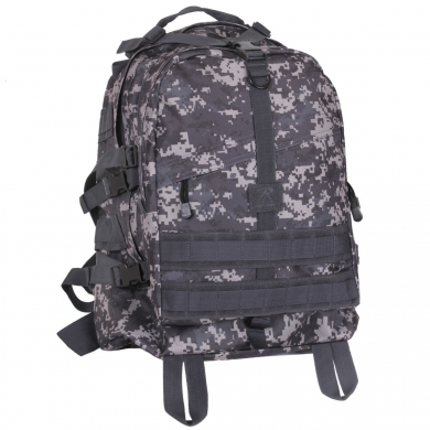 Batoh TRANSPORT velk� Subdued Urban Digital Camo