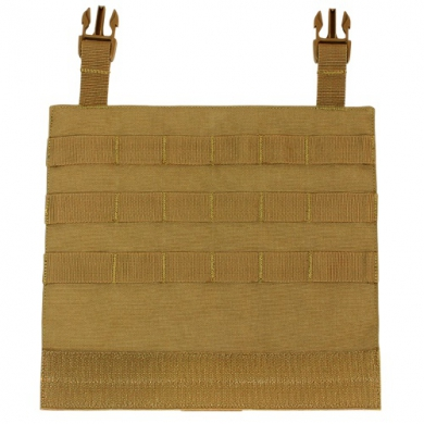 Panel MOLLE k vestì VAS COYOTE BROWN