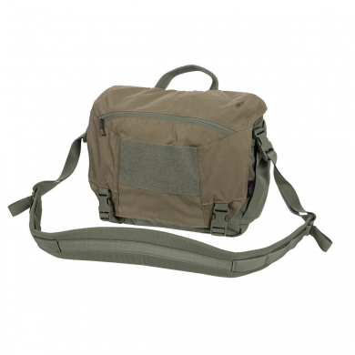 Ta�ka p�es rameno URBAN COURIER MEDIUM COYOTE/ADAPTIVE GREEN
