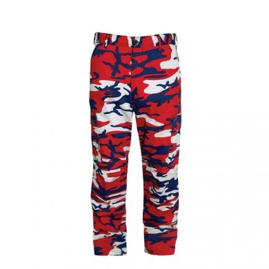 Kalhoty taktické BDU RED WHITE BLUE CAMO - zvìtšit obrázek
