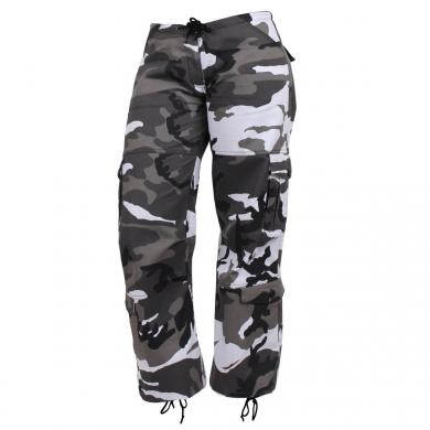 Kalhoty dámské PARATROOPER CITY METRO CAMO - zvìtšit obrázek