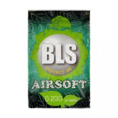 Kulièky airsoft BLS BIO 0.23g 4345ks - zvìtšit obrázek