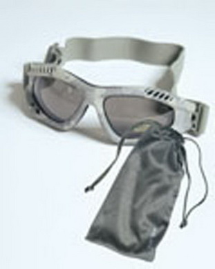 Brýle COMMANDO AIR Mil-Tec AT-Digital - SMOKE