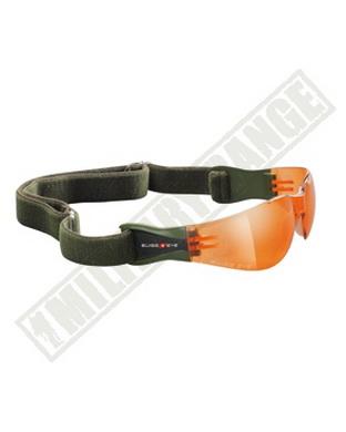 Brýle OUTBREAK CROSS COUNTRY M/P/ oranžová skla