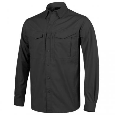 Košile DEFENDER Mk2 dlouhý rukáv ÈERNÁ