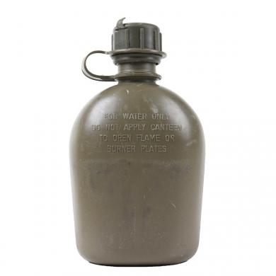 Láhev polní originál US 1l použitá