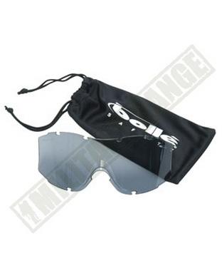 Náhradní sklo pro brýle Bollé X1000 smoke
