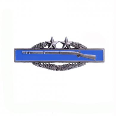 Odznak bojový US INFANTRY 3rd modrý /pistol/