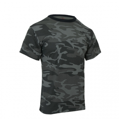 Triko Midnight BLACK CAMO