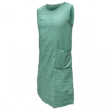 Šaty operaèní zelené