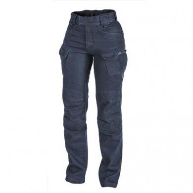 Kalhoty dámské UTP® URBAN TACTICAL rip-stop DENIM BLUE
