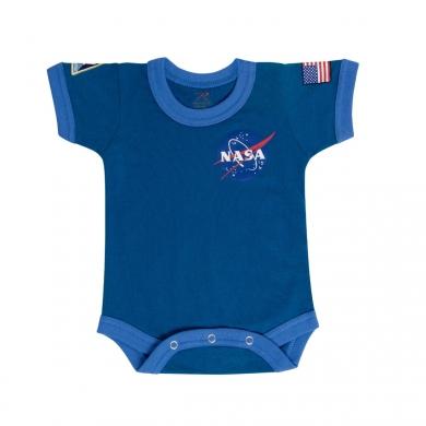 Body dìtské NASA MODRÉ
