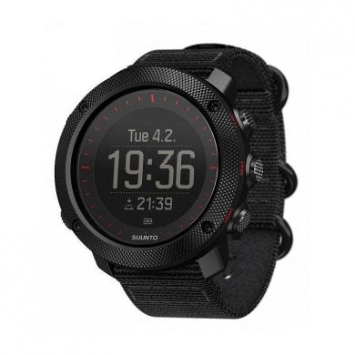 Chytré hodinky SUUNTO TRAVERSE ALPHA BLACK RED
