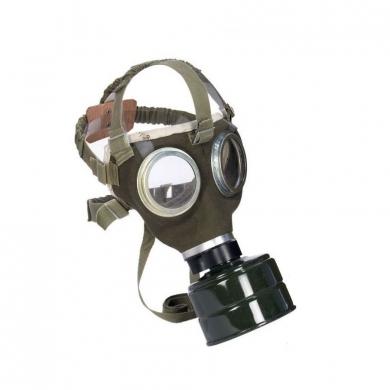 Maska plynová maïarská M75 s filtrem bez obalu