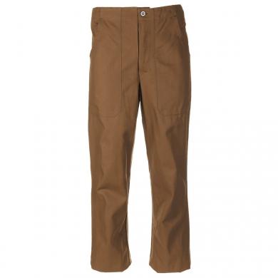 Kalhoty pracovní AÈR/ÈSLA HNÌDÉ