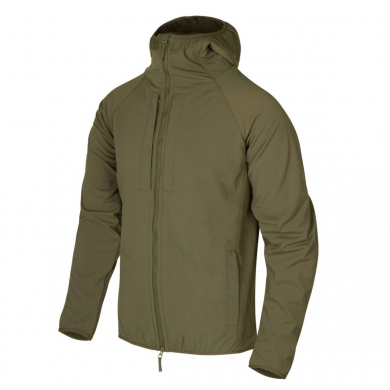 Bunda URBAN HYBRID softshell ADAPTIVE GREEN