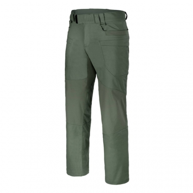 Kalhoty HYBRID TACTICAL ZELENÉ