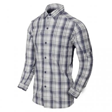 Košile TRIP dlouhý rukáv INDIGO PLAID