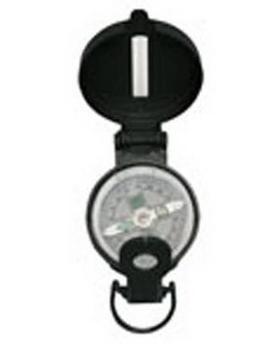 Kompas US ENGINEER kovové tìlo ÈERNÝ