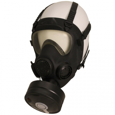 Maska polská MP5 kompletní s filtrem a brašnou