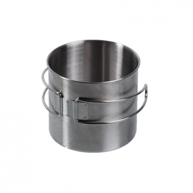 Hrnek STAINLESS STEEL obsah 600ml