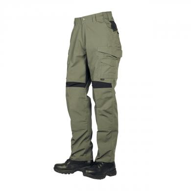 Kalhoty 24-7 SERIES® PRO FLEX rip-stop ZELENÉ/ÈERNÉ