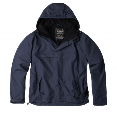Bunda WINDBREAKER MODRÁ NAVY