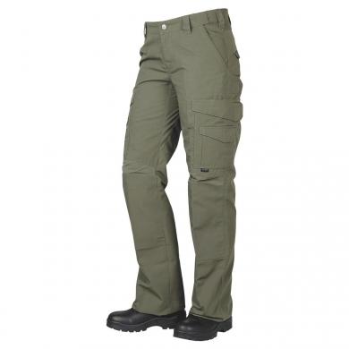 Kalhoty dámské 24-7 SERIES® PRO FLEX rip-stop ZELENÉ